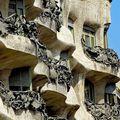 Barcelonai erkélyek