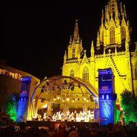 A La Mercé fesztivál képekben