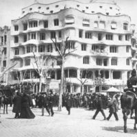 Casa Milá 1911
