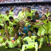 Bajnok a Barcelona!