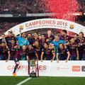 A második kupa ünnepe