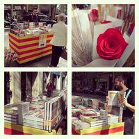 A rózsa és a könyv napja