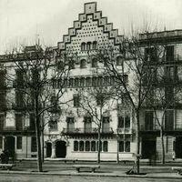 Barcelona akkor és most - Casa Amatller