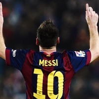 Messi 28 éves!
