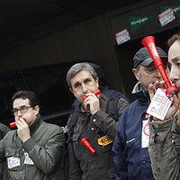 Általános sztrájk Barcelonában