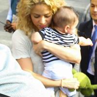 Shakira és Milan megérkeztek Rio-ba