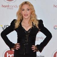 Madonna a Hard Candy Fitness Toronto megnyitóján