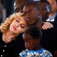 Gyermekklinika nyílt Malawiban Madonna támogatásával