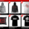 Rebel Heart merch