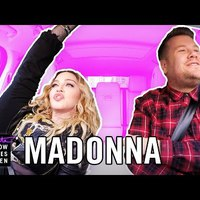 Carpool Karaoke Madonnával