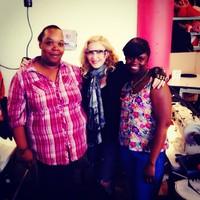 Madonna detroiti látogatása