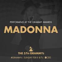 Madonna fellép a Grammy-gálán