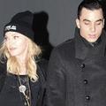 Madonna és Timor Steffens: vacsora Beverly Hillsben