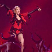 Madonna az 57. Grammy-gálán [képek, videók]