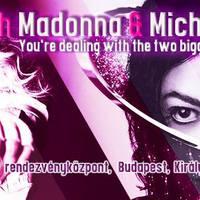 ★One Night with Madonna & Michael Jackson★