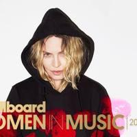 Madonna a Billboard Women in Music gáláján