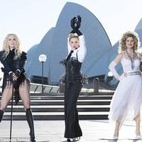 Madonna viaszból
