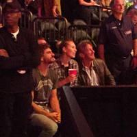 Sean Penn Madonna fellépésén