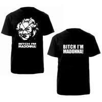 Új Bitch I'm Madonna póló