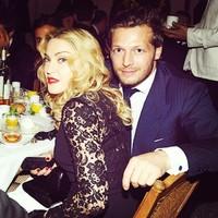 Madonna a MoMA partiján