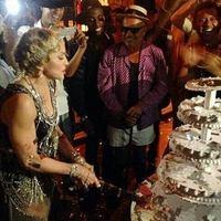 Madonna 56. születésnapi bulija Cannes-ban