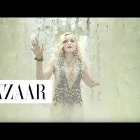 Harper's Bazaar fotózás - a kulisszák mögött