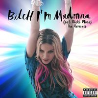 Újabb Bitch, I'm Madonna remixek