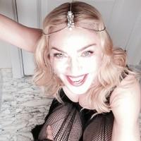 Madonna csak nevet