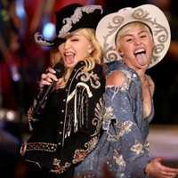 Madonna és Miley Cyrus: MTV Unplugged