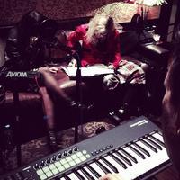 Madonna munkában