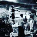Látogatás a Downtown Boxing Gymben