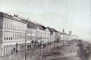 Portyázó II. A régi pesti Duna-part
