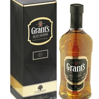 A William Grant & Sons remekei 5. – Grant's Select Reserve