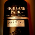 Highland Park, Dark Origins...