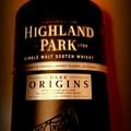Highland Park, Dark Origins...