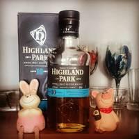 Highland Park, whisky viking gyökerekkel