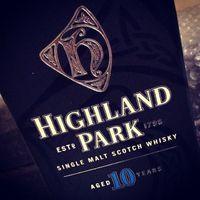 Highland Park, whisky elképesztően jó csomagolással 2.