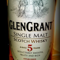 Glen Grant 5 yo, single malt olcsón…