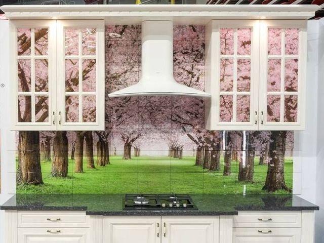Mi legyen a konyha falán?
