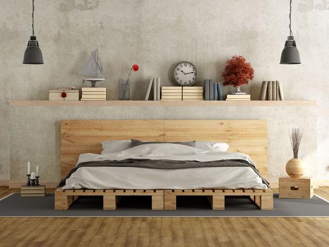 Fali polcok és szekrények: milyen magasan legyenek?