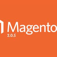 Magento 2.0.5