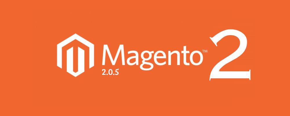 Megjelent a Magento CE webáruház 2.0.5