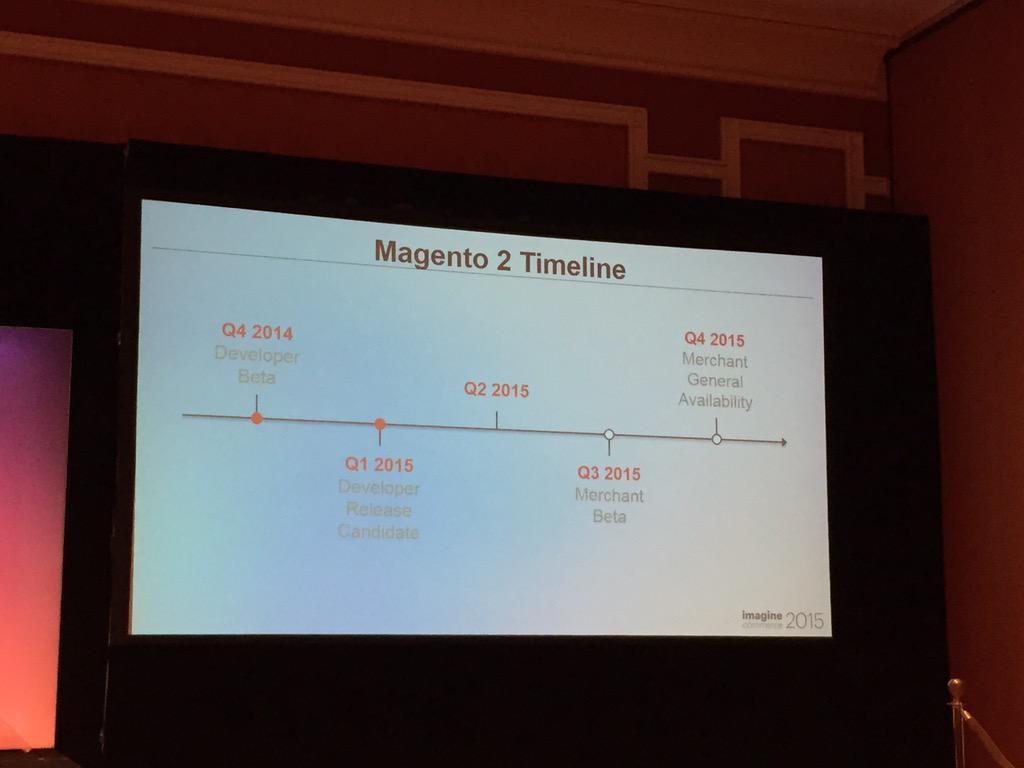 Magento Imagine 2015