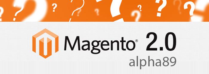 magento 2.0 alpha 89