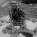 Titokzatos yogi maradványaira leltek a Himalája egyik eldugott barlangjában