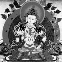Tibeti tantrikus buddhizmus, imagináció és theurgikus mágia