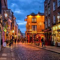 Tündérek és koboldok földjén - Dublin