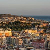 Cagliari, Szardínia