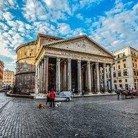 Róma decemberben