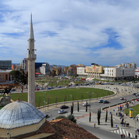 Tirana, Albánia